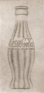 cocacola-bottlesketch