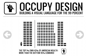 Occupy Design Website