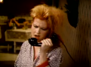cindy lauper video